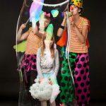 Шоу мыльных пузырей – лучшее развлечение
