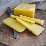 Домашний сыр из молока и творога
