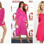 Как правильно носить розовый цвет