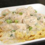 Рецепт куриного филе в соусе