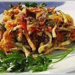 Как приготовить салат «Необыкновенный»