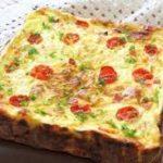 Как приготовить кабачковый пирог-запеканку