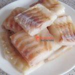 Рыбная домашняя колбаса