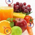 Недостаток витаминов? Помогут фрукты!