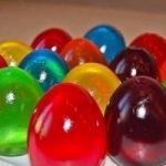 Желейные яйца