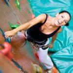 Альтернативный фитнес: скалолазание, батут, лазертаг