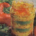 Кабачки в томате с морковью