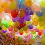 Воздушные шарики — лучшее украшение праздника